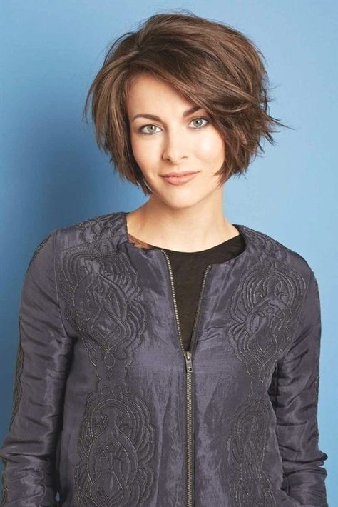 Cute Hairstyles for Short Hair | PoPular Haircuts A Line Bob Stacked #ShortBobHaircuts
