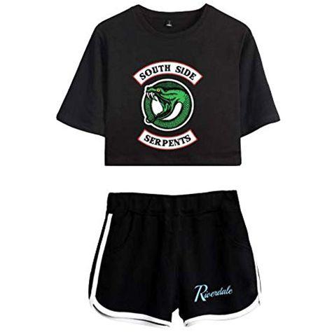 Plus Frauen T-Shirt Harajuku Kurzarm Mädchen Casual Sommer Bluse Top Tee DE
