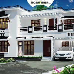 Hind 1053 Homeinner Best Readymade 2d House Plan Website Indian Home Design House Design Photos Kerala House Design
