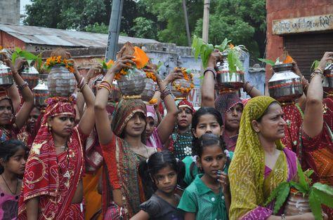 Indiase vrouwen / Indian women