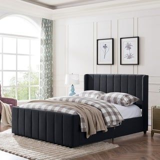 30 Amazing Overstock Queen Bed Frame Which Popular This Year With