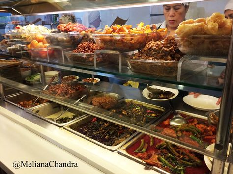 Enjoying Malay Food At Hajah Maimunah Diary Of Meliana Chandra Food And Travel Lover Food Malay Food Food Blogger