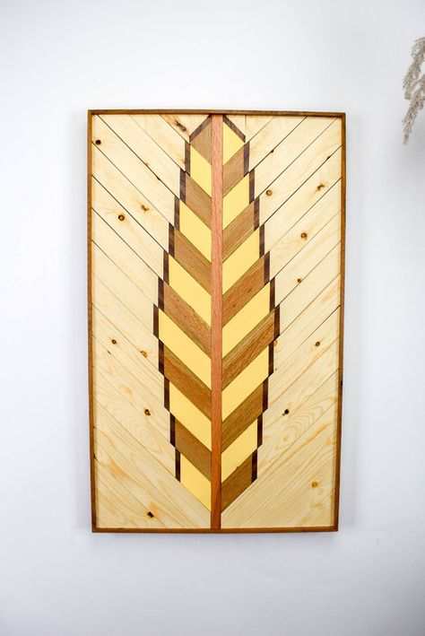 Fantastic Recycled Wood Wall Art Images - Wall Art Design ...