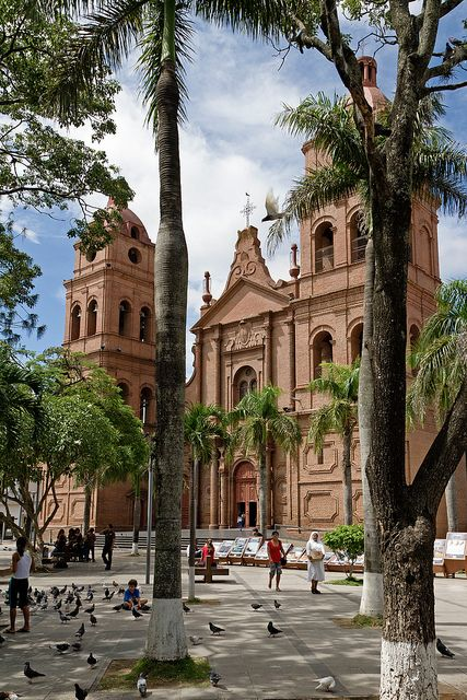 Santa Cruz de la Sierra Square, Bolivia http://www.america.de/suedamerika/bolivien