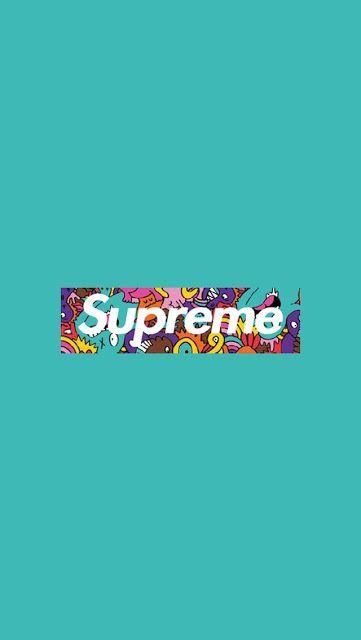 Wallpaper Supreme Mobile Android Ou Ios Supreme Iphone Wallpaper