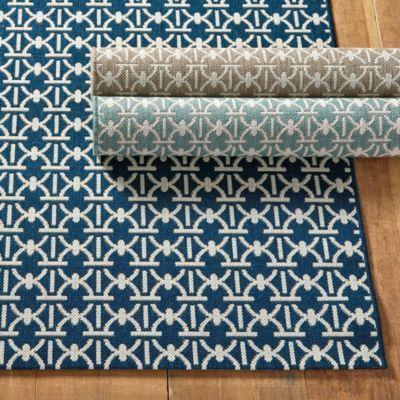 Links Indoor Outdoor Geometric Rug Geometric Rug Outdoor Rugs Rugs Australia