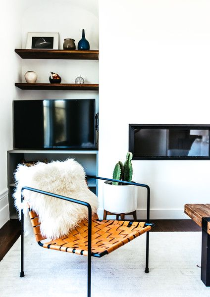 Sweet Seat - A Modern S.F. Bachelor Pad That Gets It Right - Photos