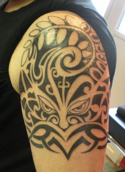 All Black - freddy tattoo Plus