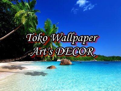 Cara Pasang Wallpaper Water