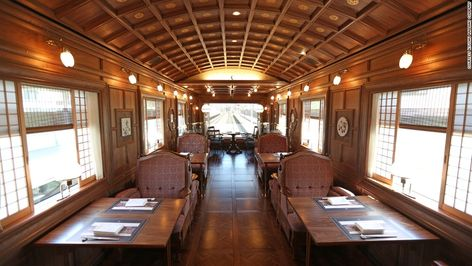 11 most luxurious train rides