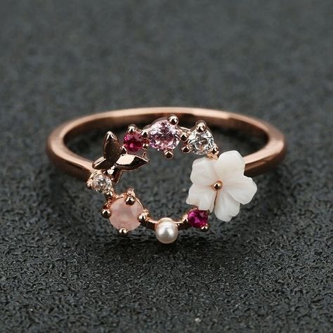 Wedding Rings Rose Gold, Wedding Rings For Women, Wedding Rings Sets His And Hers, Wedding Rings Simple, Celtic Wedding Rings, Wedding Rings Vintage, Rose Gold Rings, Rose Wedding, Vintage Rings