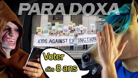 PARA DOXA - CANADA et PROGRÈS SOCIAL (8 ans le droit de vote)