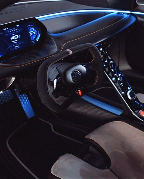 Lotus Evija Sports Car