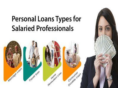 Salaried Personal Loan In 2020 Personal Loans Instant Loans Business Loans