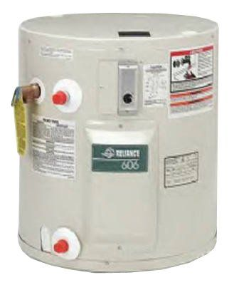 Reliance Water Heater 6 10 Soms K 10 Gallon Electric Water Heater Electric Water Heater Water Heater Heater