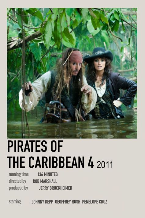 Pirates of the Caribbean: On Stranger Tides by Cass