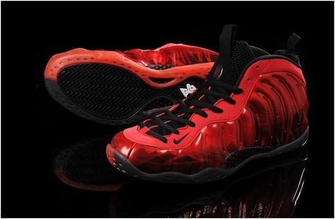 c7bf504bd46 Nike Foamposite One 2013 Red Black0