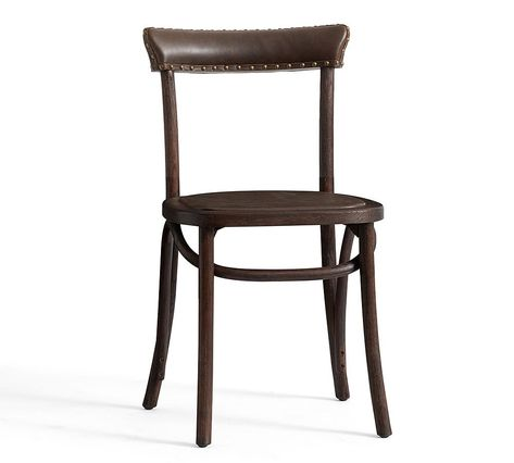 Fabulous Lucas Side Chair Black At Pottery Barn Furniture Chairs Caraccident5 Cool Chair Designs And Ideas Caraccident5Info