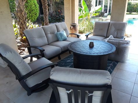 Mallin Georgetown Collection Outdoor Furniture Sets Perfect Patio Furniture