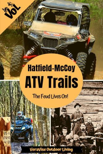 More Than 1000 Miles Of Atv Trails Awaits You On The Hatfield Mccoy Trail System West Virginia Travel Hatfield Virginia Travel