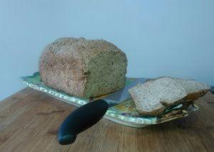 receta de pan dukan en panificadora