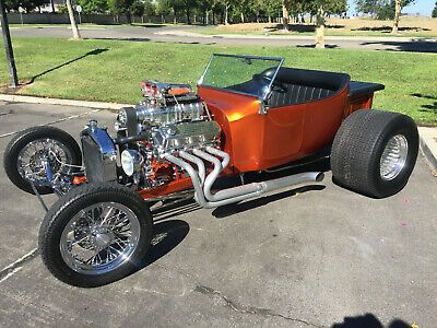 Ad 1923 Ford Model T 1923 Ford Roadster T Bucket Hot Rod Total