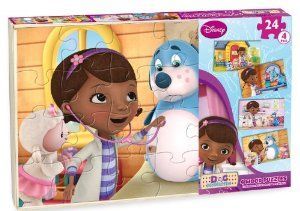 Disney Doc McStuffins 2 Pack 24 Pcs
