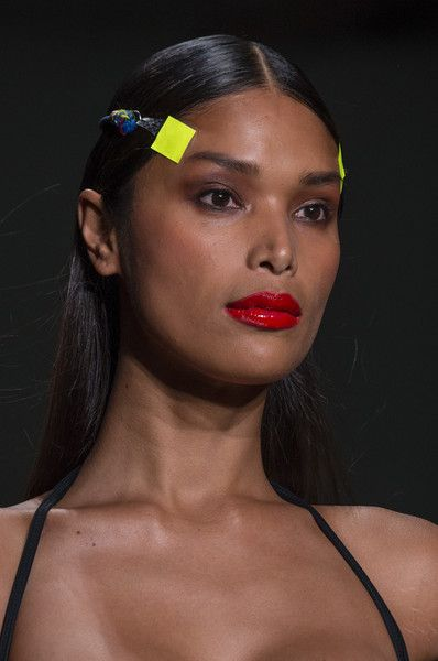 Chromat, Fall 2018 - The Most Dazzling Hair and Beauty Details From NYFW Fall 2018 - Photos