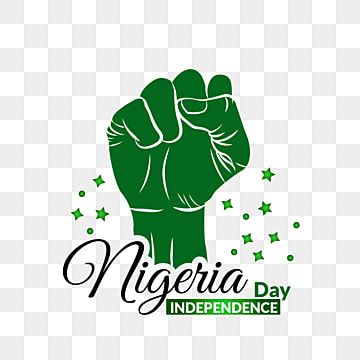 Nigeria Independence Day Png With Fist Raised Arm Fist Clipart Nigeria Nigeria Flag Png And Vector With Transparent Background For Free Download Book Logo Flag Vector Free Vector Graphics