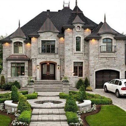 House Aesthetic Exterior Big 36 Ideas For 2019 Luxury Exterior Luxury Exterior Design Luxury Homes Dream Houses