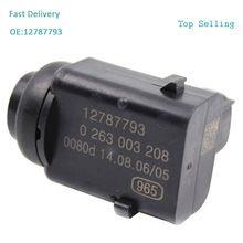 New Parking Distance PDC Sensor 0015427418 For Mercedes W203