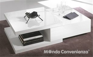 Tavolino Moderno - Mondo Convenienza | Designer | Pinterest ...