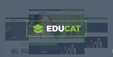 Educat - Education & LMS WordPress Theme - ThemeKeeper.com