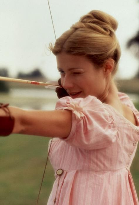 'It darted through her with the speed of an arrow that Mr. Knightley must marry no one but herself!' ~Emma.