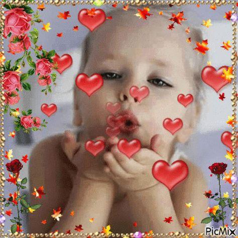 ♡ For you ♡Bom dia Antonia minha neguinha que Jesus te proteja e Marina amo muito você