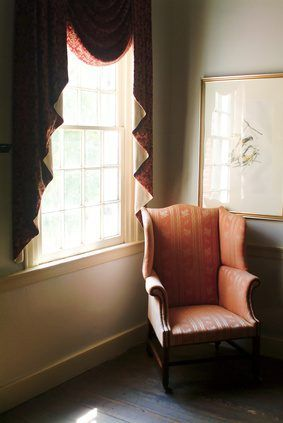 How To Make Fishtail Curtains Curtains No Sew Curtains Valance