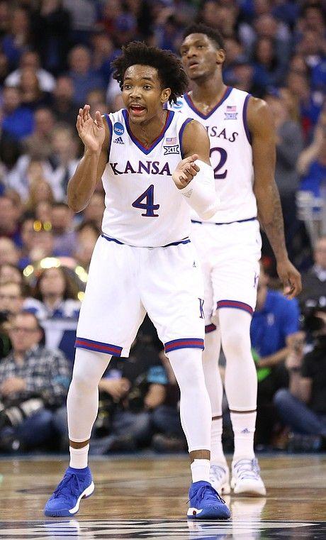 Photo Gallery Kansas Basketball V Duke Elite Eight Kansas Basketball Ohio State Basketball Ku Basketball Players