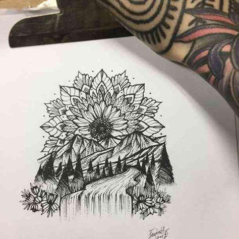 Ideas Tattoo Forearm Girl Mandala Tatoo For 2019 Hand Tattoos, Hawaiianisches Tattoo, Feather Tattoos, Forearm Tattoos, New Tattoos, Body Art Tattoos, Mehndi Tattoo, Tattoo Thigh, Bicep Tattoo Women