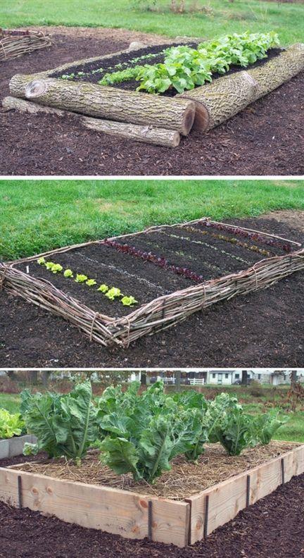 A Comprehensive Overview On Home Decoration In 2020 Organic Vegetable Garden Vegetable Garden Raised Beds Vegetable Garden Planters