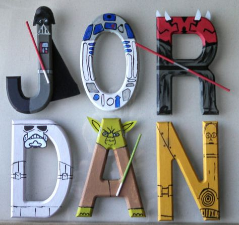 These letters are small and lightweight, but still add a pop of personalized color and fun to any room. It is $10.00 per letter.    Please