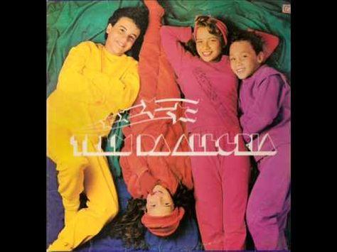 Trem da Alegria (1988) - Disco Completo - YouTube