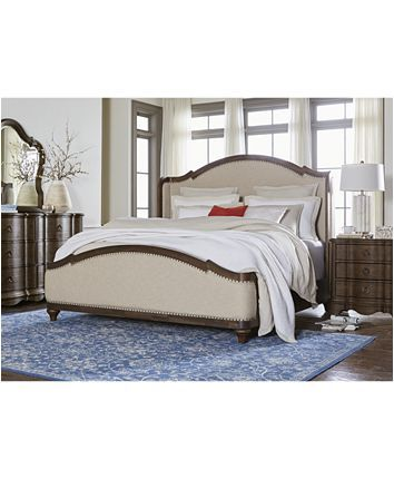 Furniture Closeout Madden King Bed Created For Macy S Reviews Furniture Macy S Furniture Bedroom Collections Furniture Bed Furniture