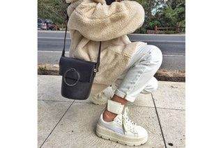 the best attitude d0004 a77cf Get the HYPEBAE Look: 50 Shades of White | Style | Puma ...