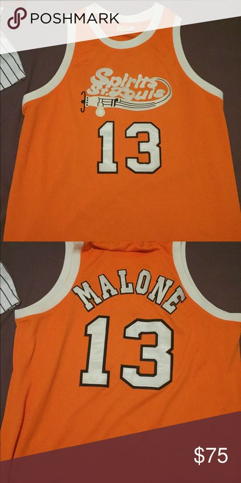 fbcae678e Moses Malone jersey Great condition Mitchell   Ness Other