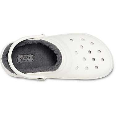 Crocs Adults' Classic Fuzz-Lined Clogs