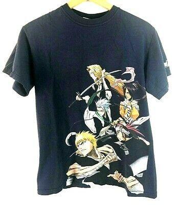 Vintage Shonen Jump Bleach T Shirt Size S Fashion Clothing