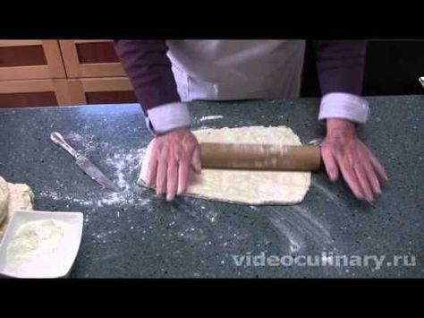 Торт наполеон видео на ютубе