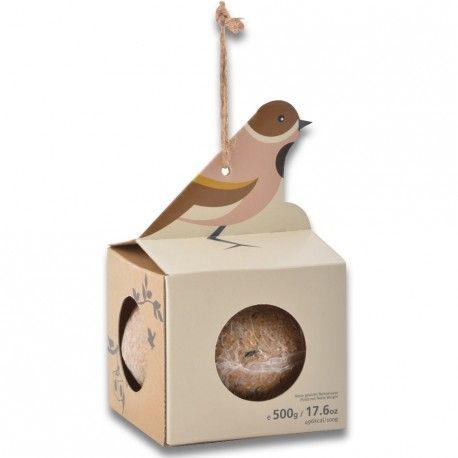 09d402f66a2bc9 Boule de graisse géante pour les oiseaux   Maison   Maison, Boule et ...