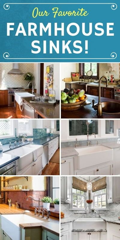 Best Farmhouse Sinks Discover The Best Farm Home Style Sinks For