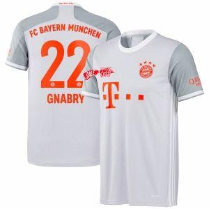 2020 21 Gnabry Jersey Bayern Munich Away Replica Soccer Shirt 2020 21 Gnabry Jersey Bayern Munich Away Replica Soccer Shirt In 2020 Soccer Shirts Bayern Munich Bayern